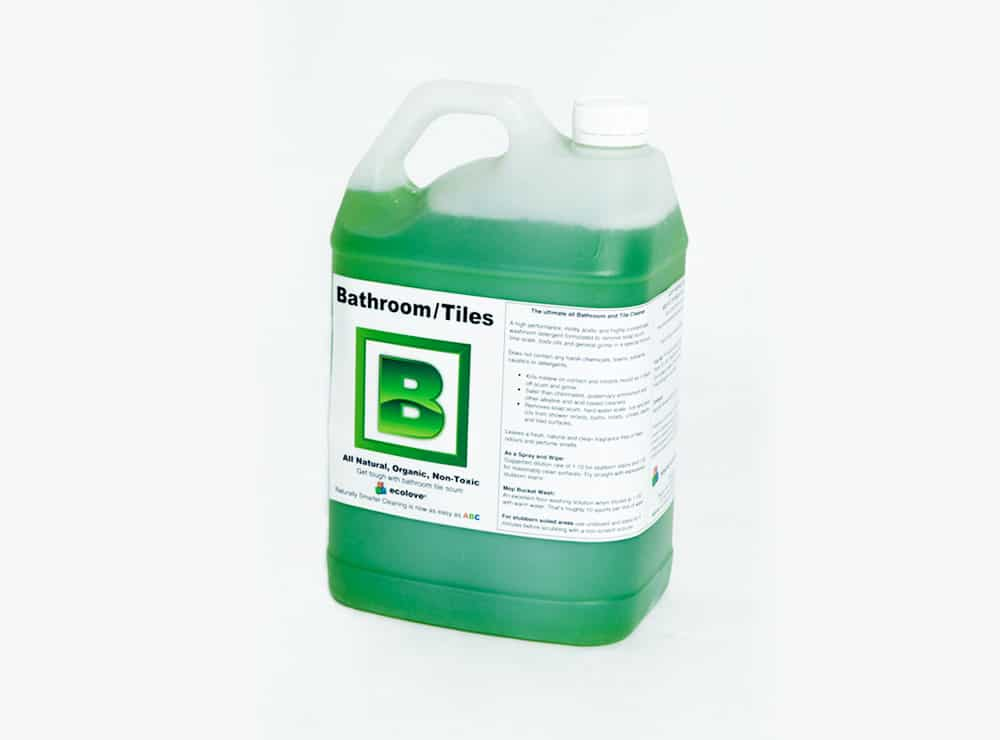 ecoLove Bathroom Tile Cleaner 5L