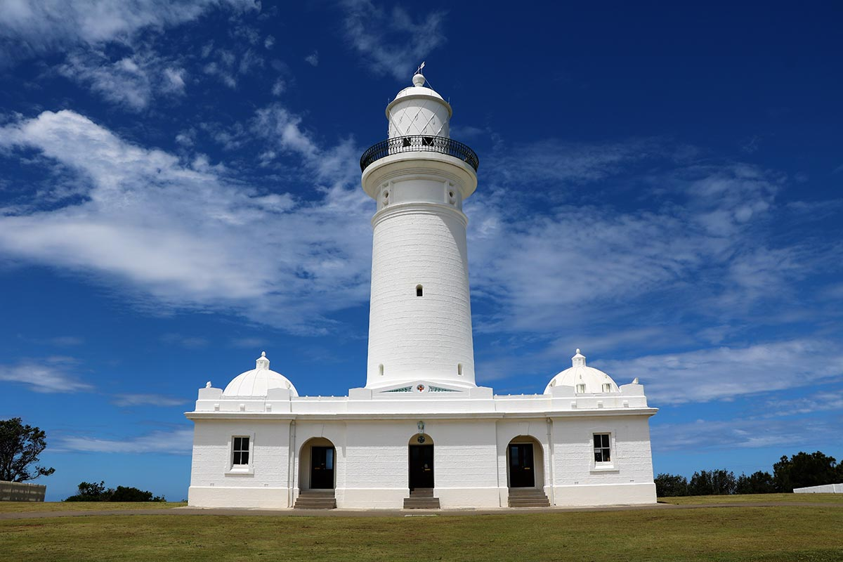 First Macquarie Lighthouse Vaucluse