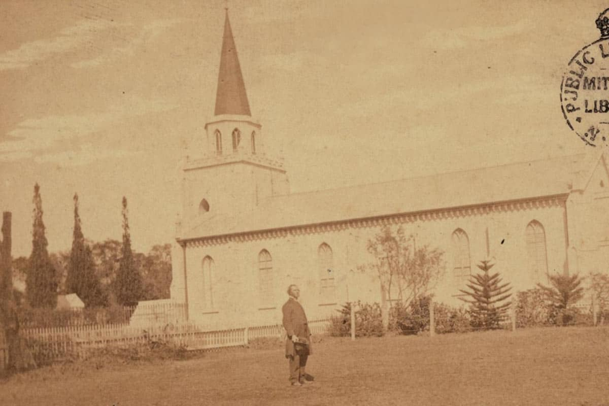St Peters Church - Circa 1874